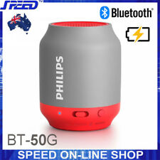 New Philips BT50G Bluetooth Wireless Portable Speaker for all iPhone and Android