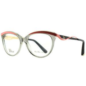 Dior CD3279 8LE Nero/Rosa/Trasparente Occhio di Gatto Ottico Montature Vista