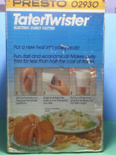 TaterTwister Electric Curly Cutter