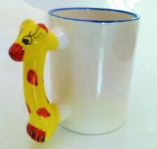 Tazza animali manico forma di giraffa con le vostre foto (fotogadget)