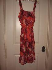 NEW WOMENS XL RIPE LIMITED MATERNITY SUN DRESS PINKS $118.00