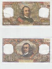 Gertbrolen 100 FRANCS CORNEILLE du 3-5-1973 Z.720 Billet N° 1799857139