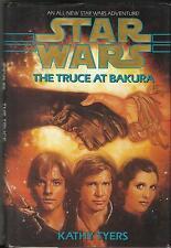STAR WARS - TRUCE AT PLANET BAKURA - BANTAM BOOK - KATHY TYERS
