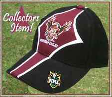 NRL NORTHERN EAGLES CAP (SEA-EAGLES / NORTHS) Gothic style Collectable NEW!