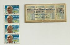 5 WILLIAM PIPER STAMPS in Rare USPS ENVELOPE (3112 ) + 4 More Piper Stamps C-129