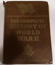 Complete History of World War II Book