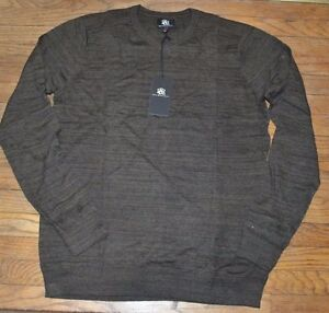 Olive Rock & Republic Light Weight V Neck Sweater Big & Tall Collection 3XL 3XLT
