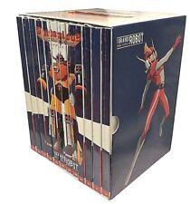 12 Dvd Box Cofanetto «DALTANIOUS ♦ IL ROBOT DEL FUTURO» serie completa nuovo
