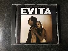 EVITA SOUNDTRACK - MUSIC FROM THE MOTION PICTURE - CD ALBUM