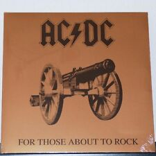 AC/DC - For Those About To Rock / LP (5107661)