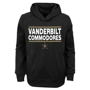 Outerstuff NCAA Youth Vanderbilt Commodores Rep Your Team Performance Hoodie