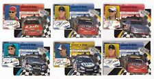 ^2002 Trackside LICENSE TO DRIVE DIE-CUT PARALLEL #LDP21 Mark Martin BV$4.50!!