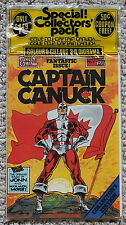 CAPTAIN CANUCK 1975 Original 1,2 in Factory Polybag PrePack 3-D DIORAMA VFNM 9.0