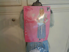 NWT  GREAT  FOR HALLOWEEN Child's princess outfit SIZE  8-10