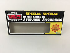 replacement vintage star wars empire strikes back sears 7-pack box