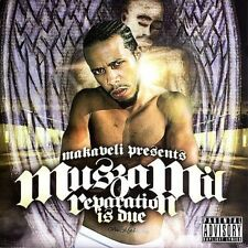 Reparation Is Due [PA] by Muszamil (CD, Sep-2006, Cleopatra)