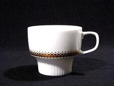 Rosenthal porcelana modulación goldrondell Tapio Wirkkala taza de café