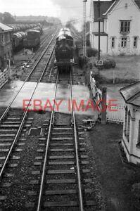 "PHOTO  SR 30108 AT WAREHAM RAILWAY STATION €"" 1963 FORMER LSWR M7 CLASS 0-4-4 T"