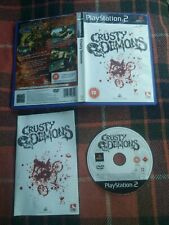 Crusty Demons - Playstation 2 PS2