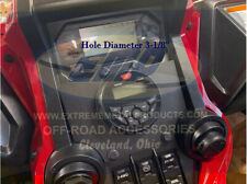 Honda Talon Dash Plate for stereo or other accessories (P/N: 14191-01)