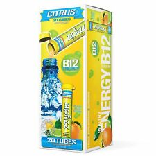 Zipfizz Energy Drink Mix, Citrus (20 ct)