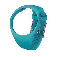 Polar Changeable M200 Wristband Wrist Strap Fresh Blue Medium Large