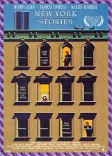 Carte postale Affiche de Film - NEW YORK STORIES