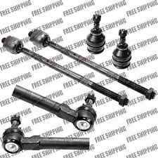 Steering Kit Tie Rod Front Axle left and right Joint For Subaru Legacy-Impreza