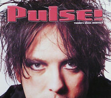 The Cure 2000 Pulse Magazine Cover Poster