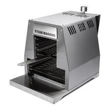 activa Steak Machine Gasgrill Edelstahl 800°c Oberhitze BBQ