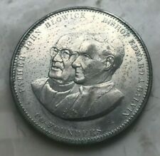 1968 Columbian Fathers 50th Anniversary Medal - Some Verdigiris