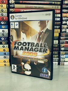 Football Manager 2009 - PC Pal Eng Complete IN Italian 09/10