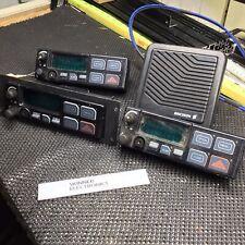 Ma Com Mobile Radio Control Head Kry101163212 3 Heads And 1 Speaker