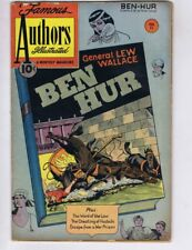Stories by Famous Authors Illustrated 11 (FR-) Ben-Hur Wallace 1951 (c#17578)