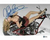 KRISTEN RENTON AUTOGRAPHED SIGNED SONS OF ANARCHY SOA HOT & SEXY COA 8X10 PHOTO