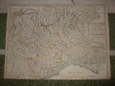 1648,XL-UPPER LOMBARDY,MILANO/MILAN TORINO/TURIN,GENOVA/GENOA,COMO,ITALY/ITALIA