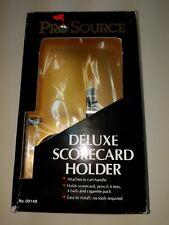 Pro Source Deluxe Scorecard Holder #09149