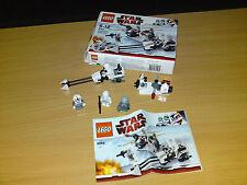 Lego Star Wars  Bausatz 8084 komplett mit Anleitung , OVP und Figuren