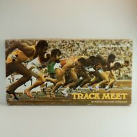 Sports Illustrated Track Meet Vintage Board Game Decathlon 1972
