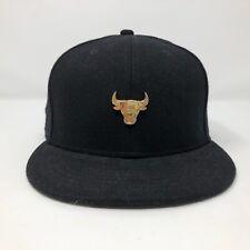 Chicago Bulls New Era Snapback Hat A7