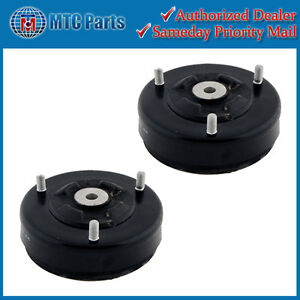 Quality Rear Left & Right Strut Mount 2PCS Set for 95-03 BMW E38 E39 E52