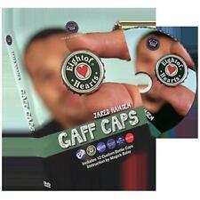 Gaff Caps by Jared Hansen & The Blue Crown - Trick - Magic Tricks