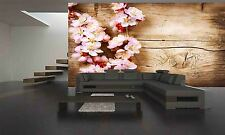 Spring Blossom Wall Mural Photo Wallpaper GIANT DECOR Paper Poster Free Paste