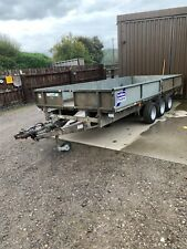 More details for ifor williams trailer