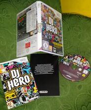 DJ HERO - Wii - Usato Garantito