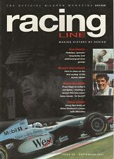 Racing Line Official TAG McLaren Magazine Issue 26 September 1997 Ron Dennis