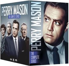 Perry Mason: The Complete Series [New DVD] Boxed Set, Full Frame, Slipsleeve P
