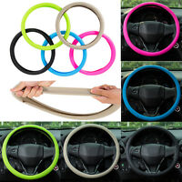 Car Steering-Wheel Cover Food Grade Silicone for 36-40CM Auto Steering Wheel