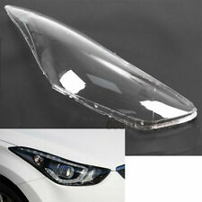 Headlight Headlamp Clear Lens Right Side For Hyundai Elantra 2012 13 14 15 16