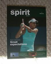 Rolex Perpetual Spirit Magazine: Ana Ivanovic Great Expectation Collectors - 8F